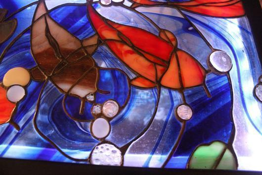 Stained Glass Aquarium And Terrarium Lid - Delphi Artist Gallery 92316c72e