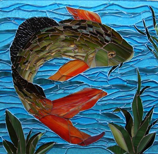 Koi fish delphi artist gallery for Koi for sale houston