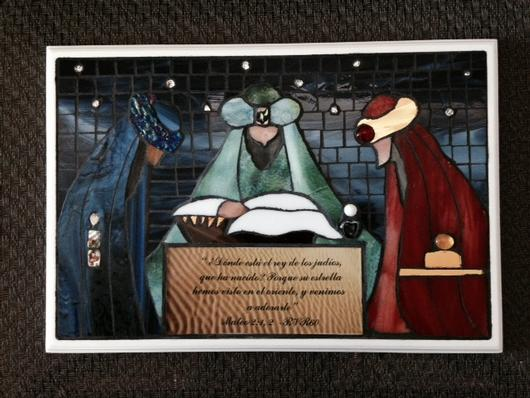 Three Wise Men With Bible Verse Delphi Artist Gallery