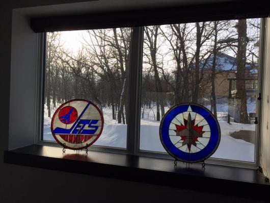 Winnipeg Jets Logos Delphi Artist Gallery