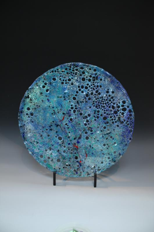 Sand Dollars In Blue Delphi Artist Gallery