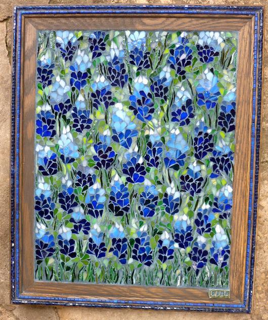 Texas Bluebonnets Delphi Artist Gallery