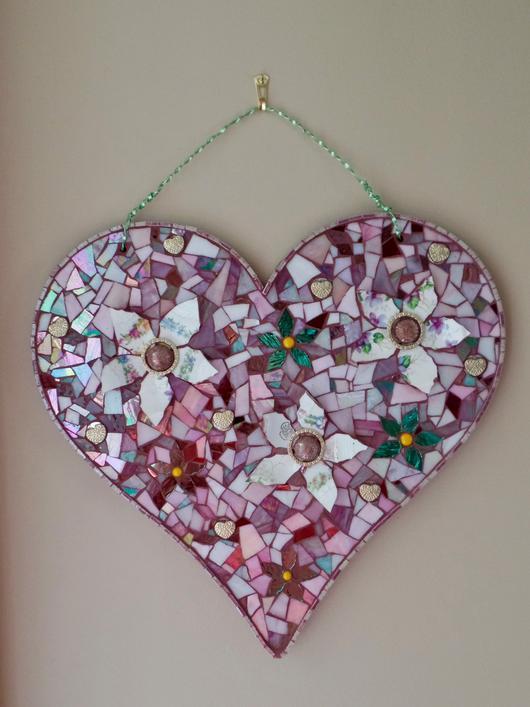 Mosaic heart delphi artist gallery for Jewelry soldering kit hobby lobby