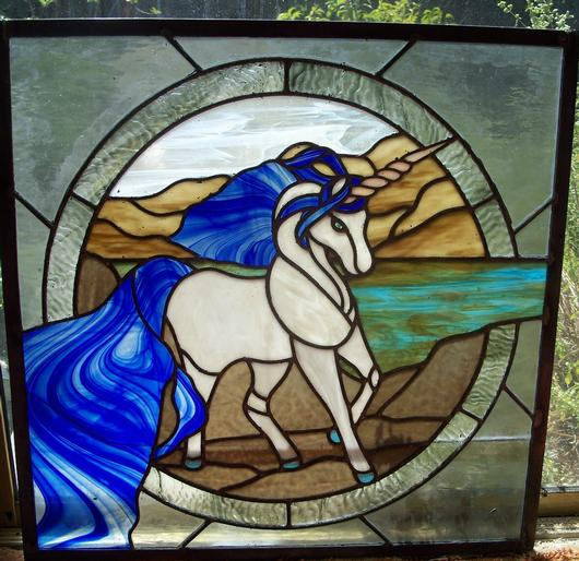 Baroque Unicorn Delphi Artist Gallery