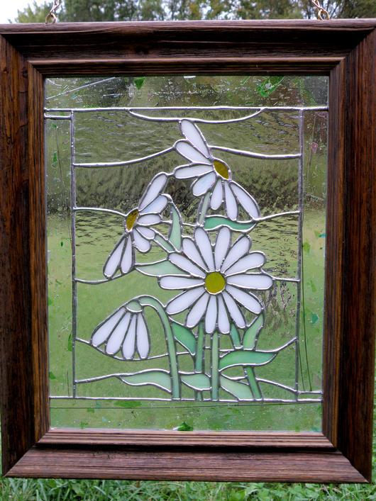 Four Daisies Delphi Artist Gallery
