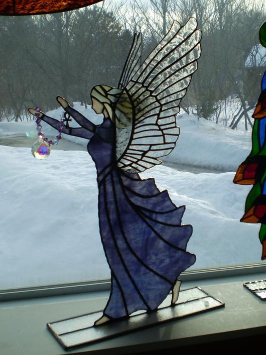 Crystal Angel Amberlyn S Stg Delphi Artist Gallery
