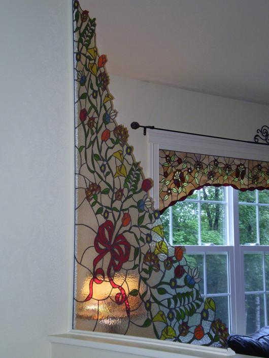 Foyer Window Kits : Foyer walls amberlyn s stg delphi artist gallery