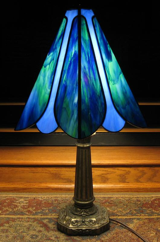 Dragonfly Wings Lamp Delphi Artist Gallery