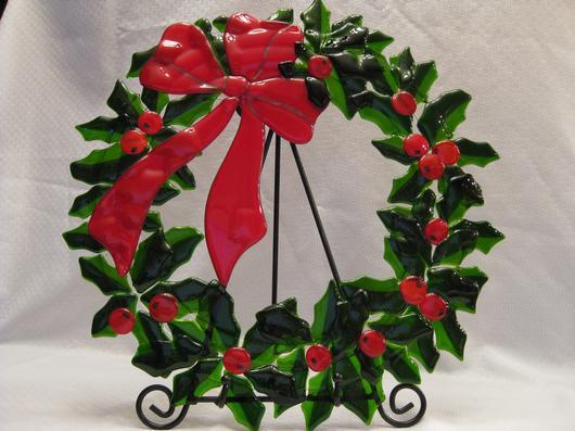 Christmas Wreath Delphi Artist Gallery