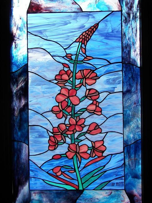 Alaska Fireweed Delphi Artist Gallery