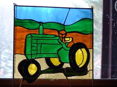 Doc Morse S Tractor Delphi Artist Gallery