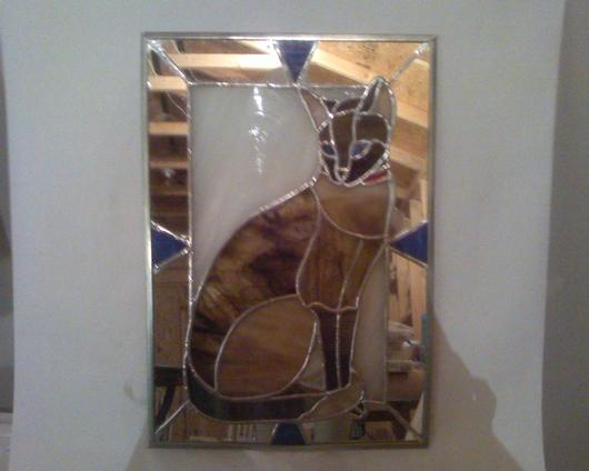 Siamese Cat Stained Glass Window Delphi Artist Gallery