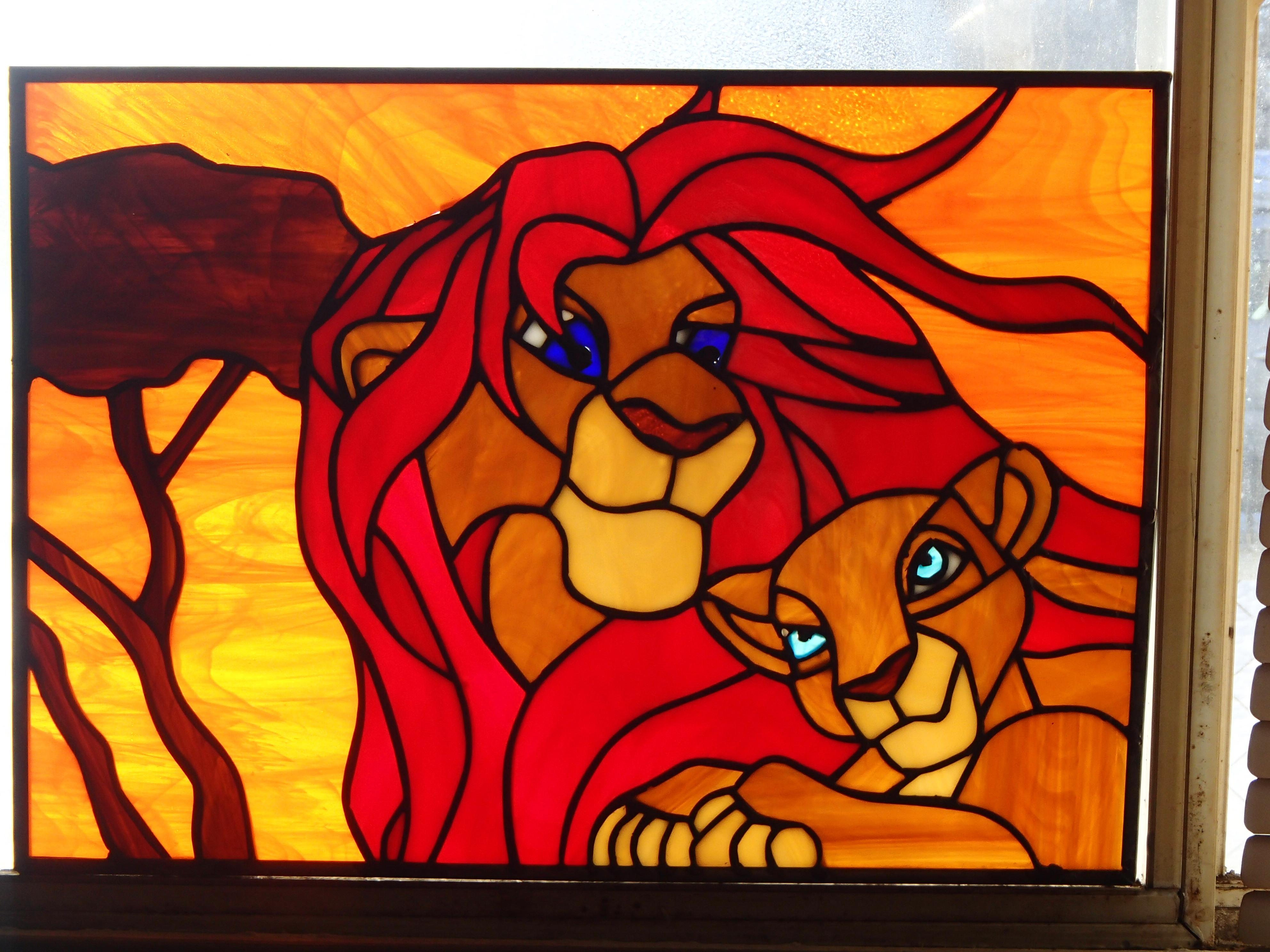 Lion And Cub Delphi Artist Gallery