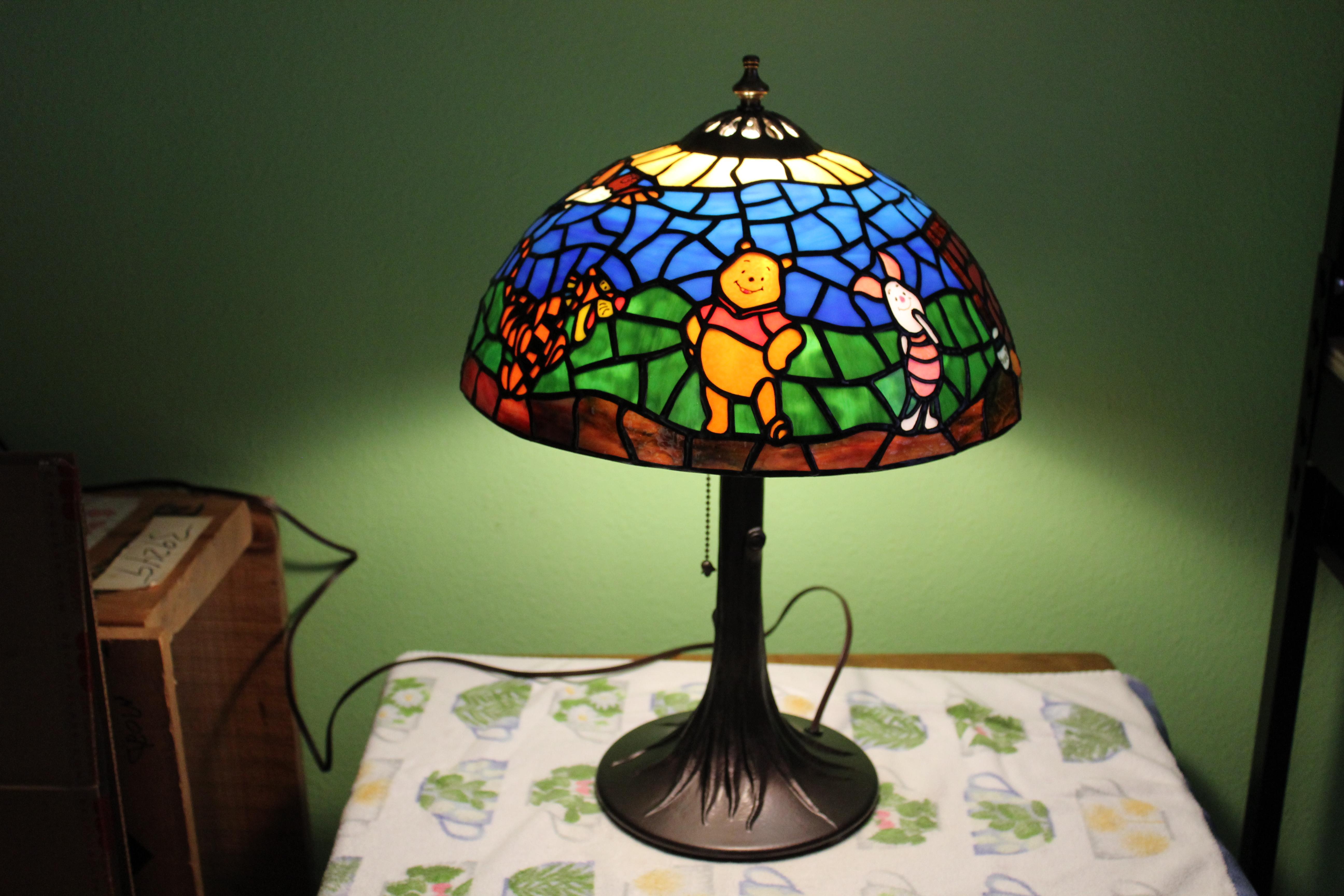 winnie pooh lampe 301 moved permanently disney winnie. Black Bedroom Furniture Sets. Home Design Ideas