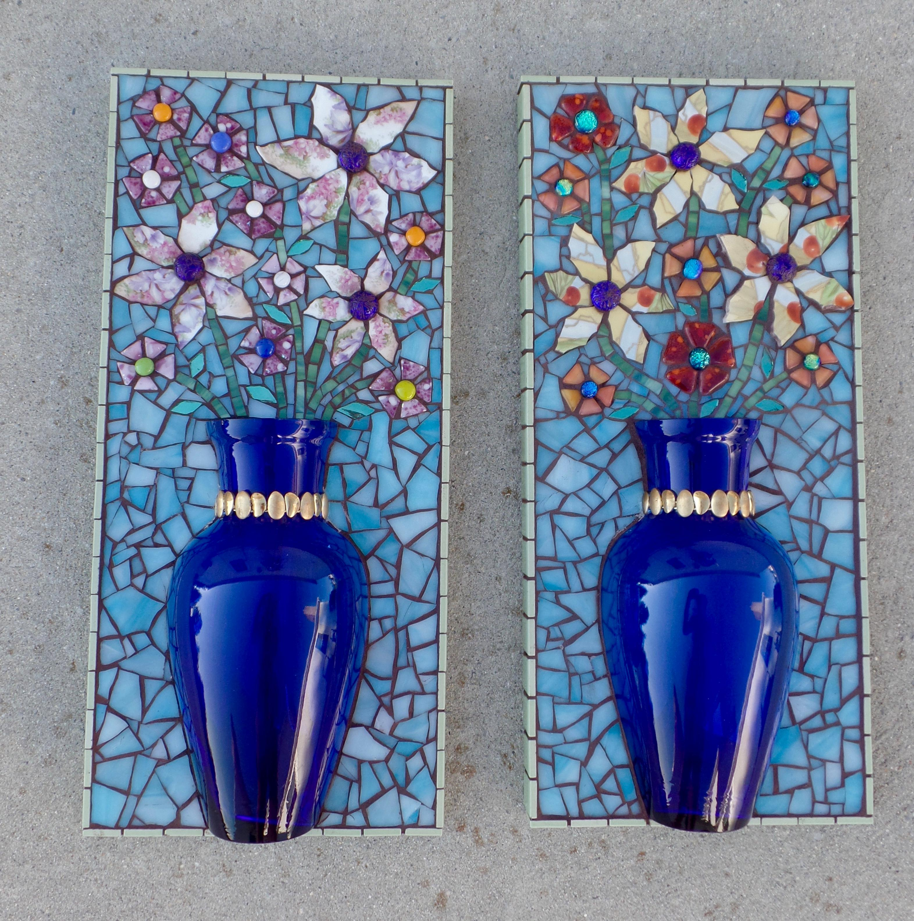 Cobalt Blue Vases Delphi Artist Gallery