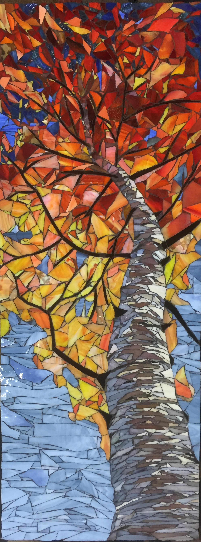 Fine art mosaics delphi artist gallery for Mosaic art pictures