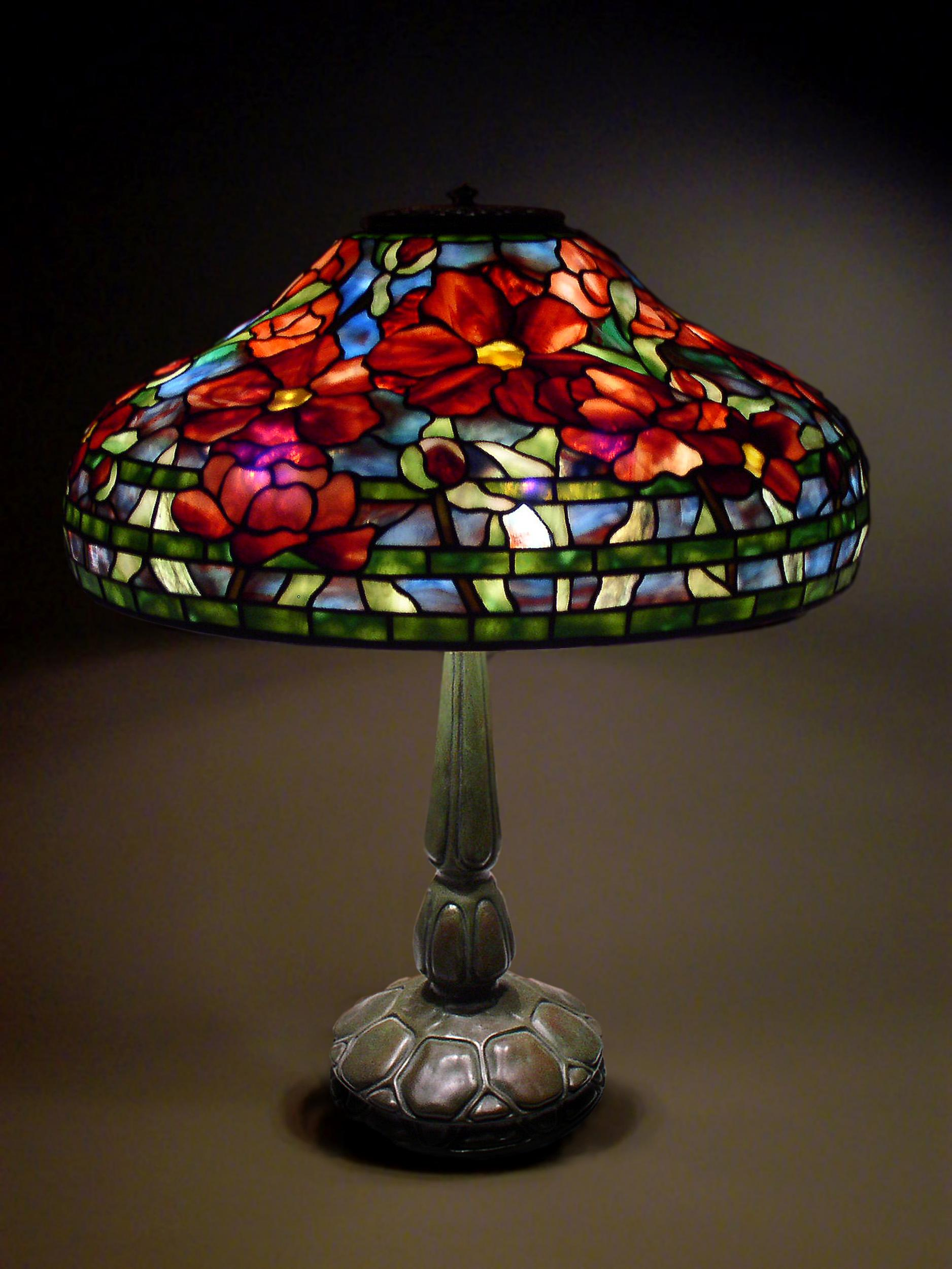 stained floral tables marvelous sale butterfly pictures ebay uk lamp shades flight antique online take south lamps glass for table with mesmerizing