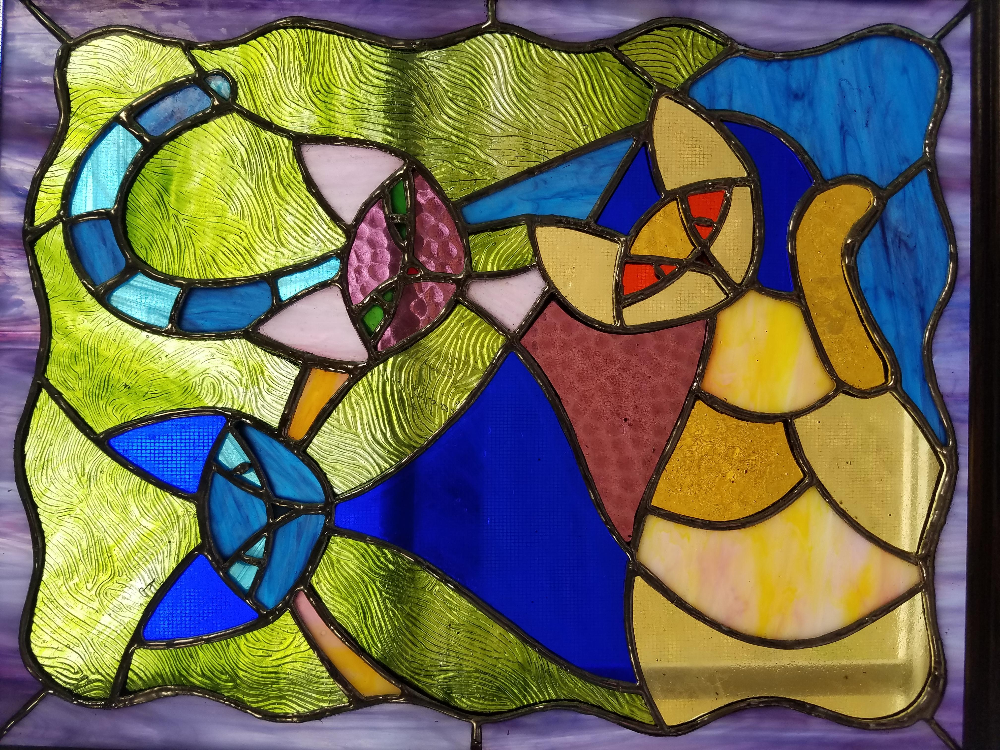chantal pare free stained glass patterns