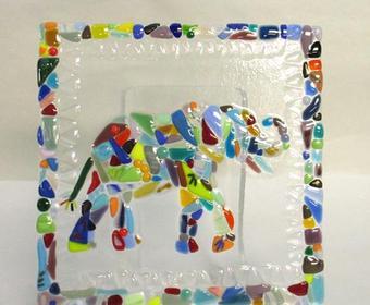 Kiln Formed Glass Delphi Artist Gallery