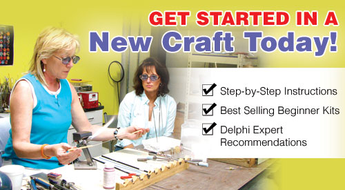 Get Started in a new craft Today