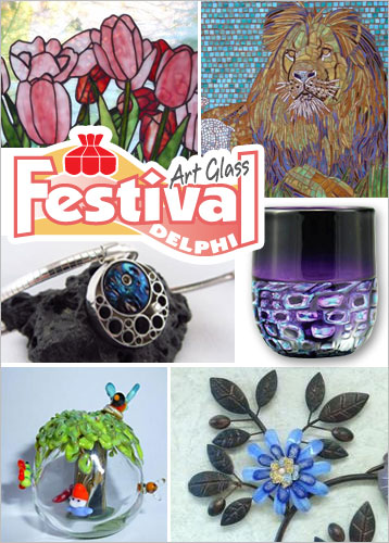 Art Glass Festival Winners