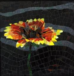 Realism in Mosaic using Stained Glass: Flowers, Fruit & Faces with Carol Shelkin Class Details