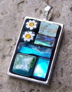 Mosaic Jewelry Workshop with Carol Shelkin Class Details