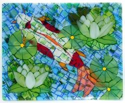 Fused Glass Mosaics with Wesley Wong Class Details