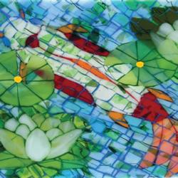 Fused Glass Mosaics with Depth - Wesley Wong Class Details