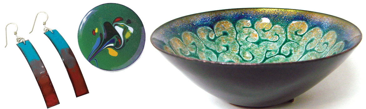 Copper Enameling for Beginners Class Details