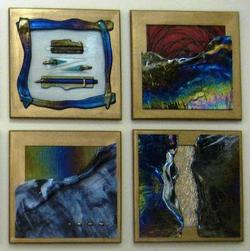 Thinking Outside the Box - Hidden Images in Glass with Cathy Claycomb Class Details