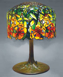 Tiffany Lamps - the Odyssey Method Class Details