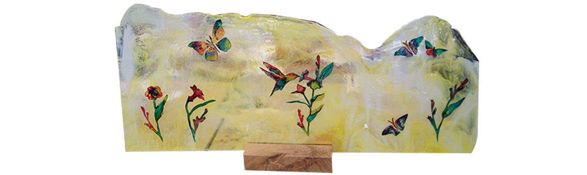 Working with Alcohol Inks - Cathy Claycomb Class Details