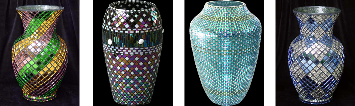 2-Day 3D Mosaic Vessels with Tom Snyder Class Details