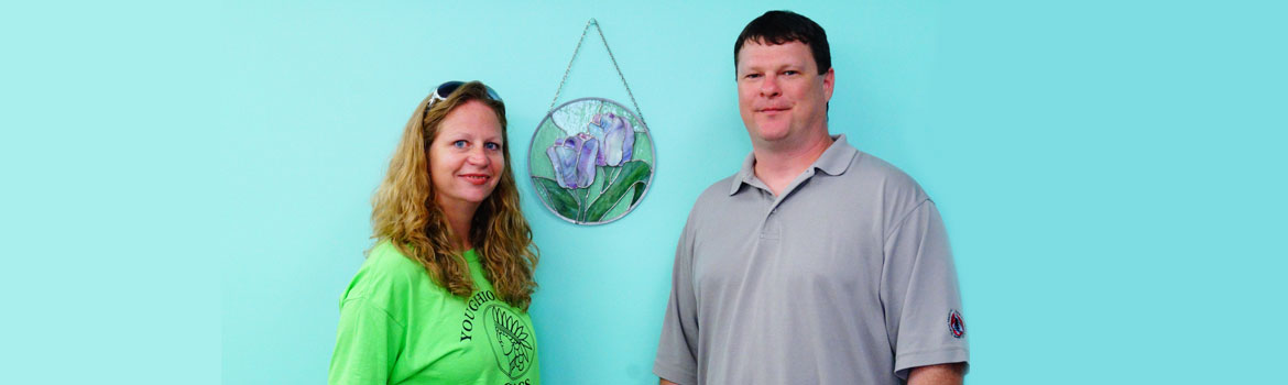 *Meet and Greet Tristan and Leanne Triggs of Youghiogheny Glass* Class Details