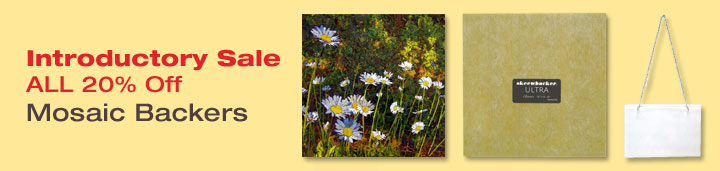 Create a Custom Mosaic Easily with Mosaic Ready Shapes