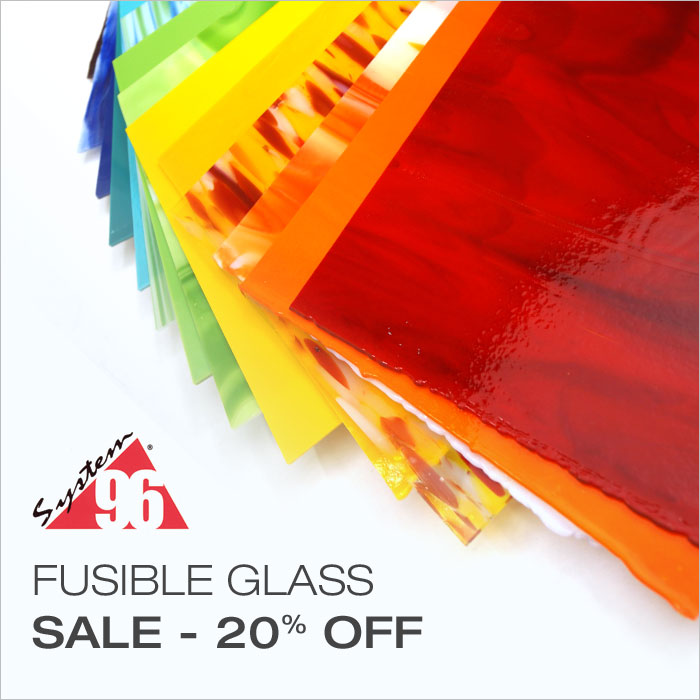 Summer Glass Sale: System 96® Glass 20% Off