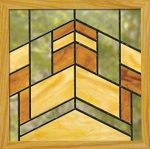 Amber Prairie Panel