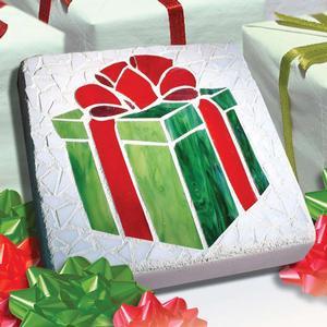 Merry Mosaic Present