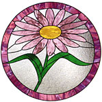 Shasta Daisy Panel