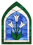 Lilies Panel