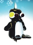 Glass Bead Penguin