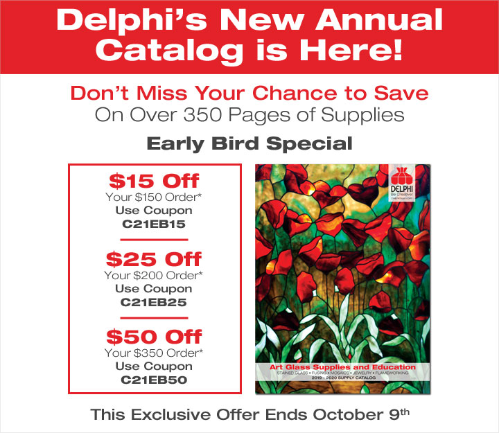Delphi Glass Coupons - Discounts, Offers, & Coupon Codes