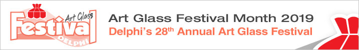 28th Annual 2019 Art Glass Festival