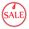 Sidewalk Sale Badge
