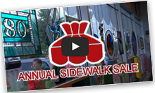 sidewalk sale video