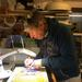 Glass and trench art