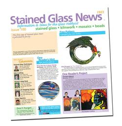 5 New Items Just Announced in Stained Glass News