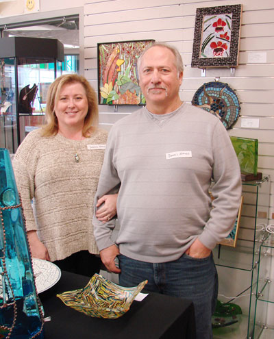 Art Glass Festival Winner