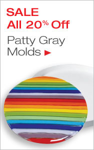 Patty Gray Molds Sale